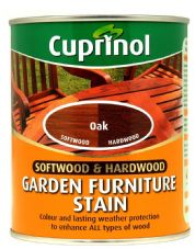 Cuprinol Garden Furniture Stain 750ml - Oak